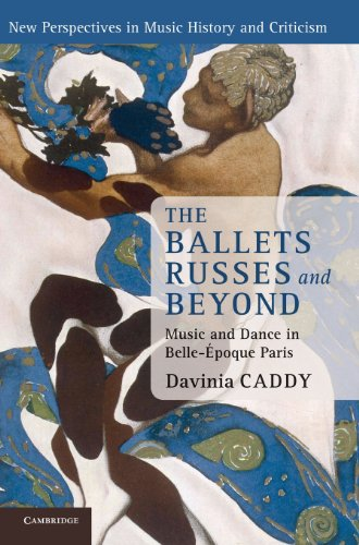 The Ballets Russes and Beyond: Music and: Dr Davinia Caddy