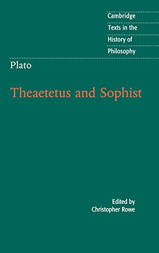 Cambridge Texts in the History of Philosophy (Hardcover): Plato