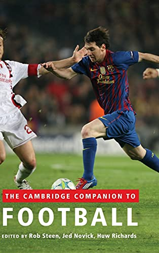 9781107014848: The Cambridge Companion to Football