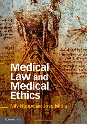 9781107015227: Medical Law and Medical Ethics