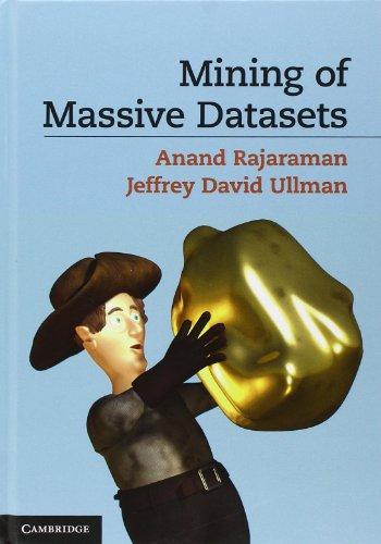 9781107015357: Mining of Massive Datasets Hardback