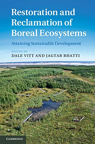 9781107015715: Restoration and Reclamation of Boreal Ecosystems: Attaining Sustainable Development