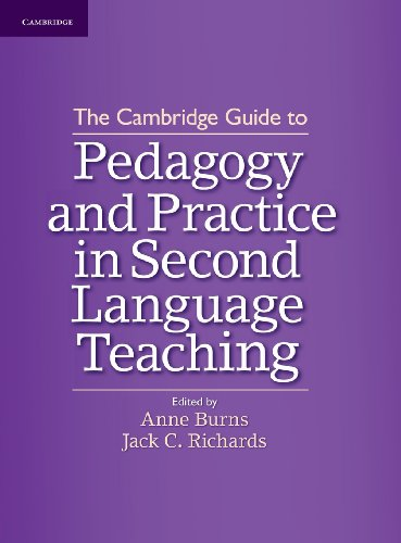 9781107015869: The Cambridge Guide to Pedagogy and Practice in Second Language Teaching Hardback