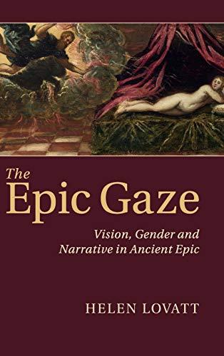 9781107016118: The Epic Gaze Hardback