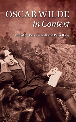 9781107016132: Oscar Wilde in Context (Literature in Context)