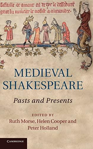 9781107016279: Medieval Shakespeare