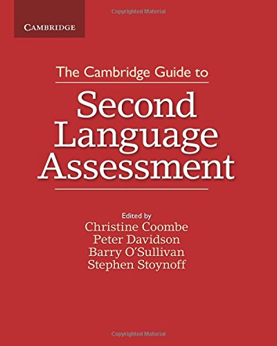 9781107017146: The Cambridge Guide to Second Language Assessment Hardback