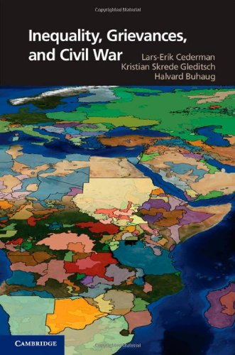 9781107017429: Inequality, Grievances, and Civil War (Cambridge Studies in Contentious Politics)