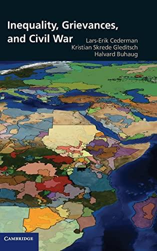 9781107017429: Inequality, Grievances, and Civil War (Cambridge Studies in Contentious Politics)