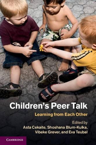 9781107017641: Children's Peer Talk: Learning from Each Other