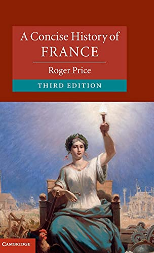 9781107017825: A Concise History of France (Cambridge Concise Histories)