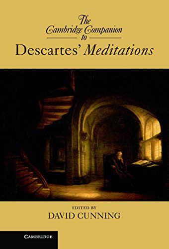 9781107018600: The Cambridge Companion to Descartes' Meditations (Cambridge Companions to Philosophy)