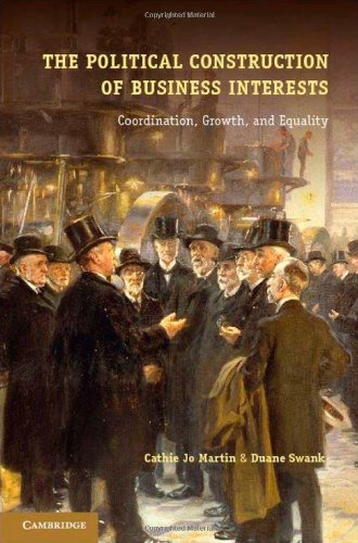 9781107018662: The Political Construction of Business Interests: Coordination, Growth, and Equality (Cambridge Studies in Comparative Politics)