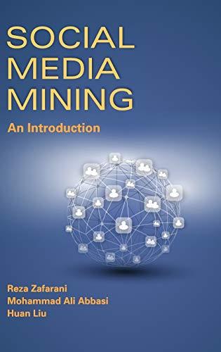 9781107018853: Social Media Mining: An Introduction