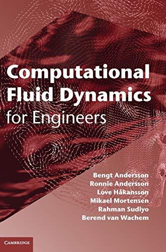 9781107018952: Computational Fluid Dynamics for Engineers