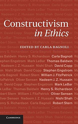 9781107019218: Constructivism in Ethics Hardback