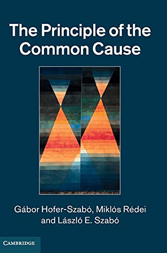 9781107019355: The Principle of the Common Cause