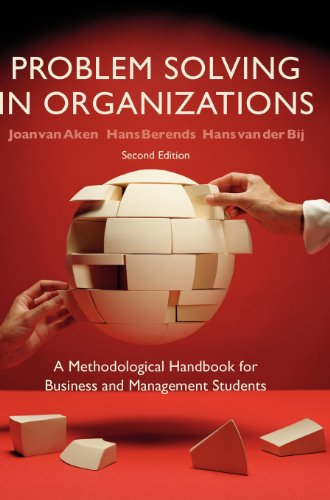 Problem Solving in Organizations (Hardcover): Joan Ernst Van
