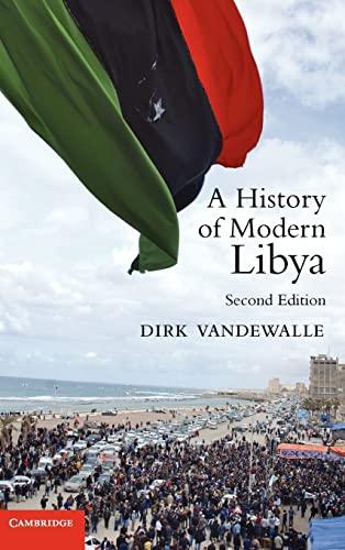9781107019393: A History of Modern Libya