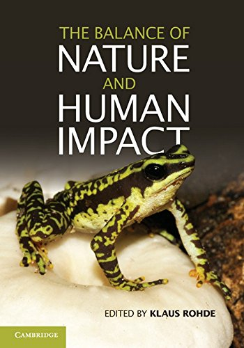 The Balance of Nature and Human Impact