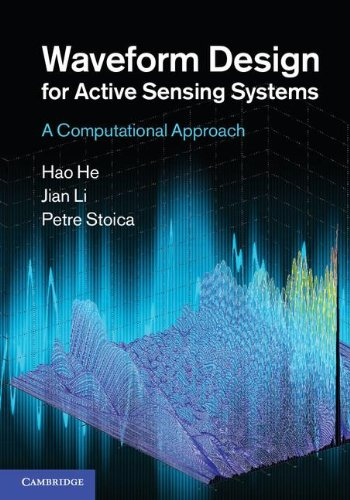 9781107019690: Waveform Design for Active Sensing Systems: A Computational Approach