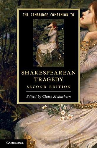 9781107019775: The Cambridge Companion to Shakespearean Tragedy (Cambridge Companions to Literature)