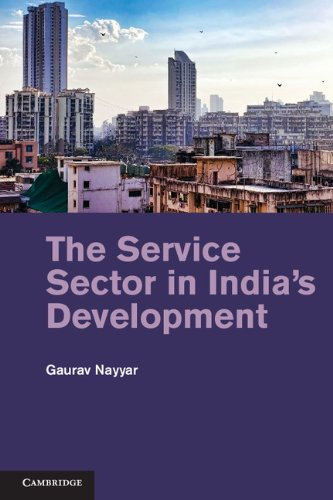9781107019898: The Service Sector in India's Development