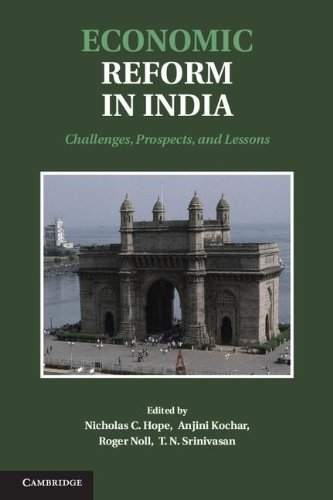 Stock image for Economic Reform in India : Challenges, Prospects, and Lessons for sale by Better World Books