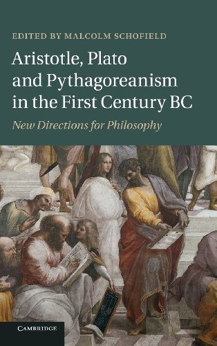 9781107020115: Aristotle, Plato and Pythagoreanism in the First Century BC Hardback