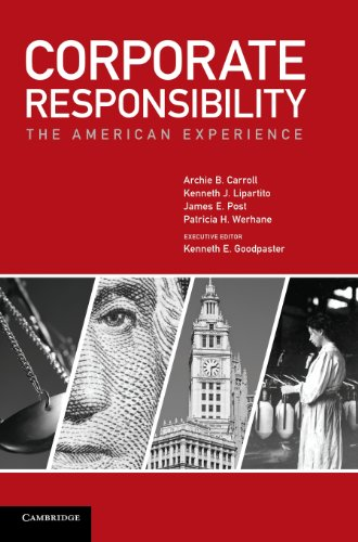 9781107020948: Corporate Responsibility: The American Experience