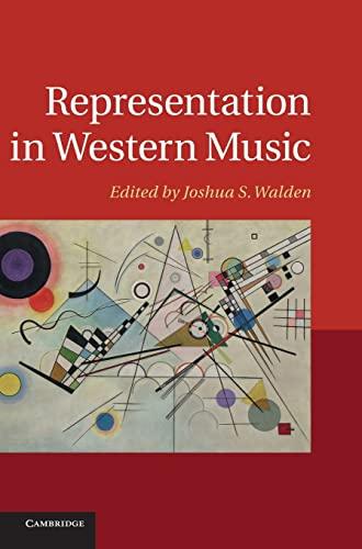 Representation in Western Music (Hardback)