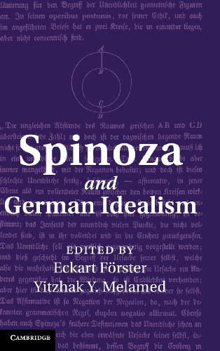 9781107021983: Spinoza and German Idealism