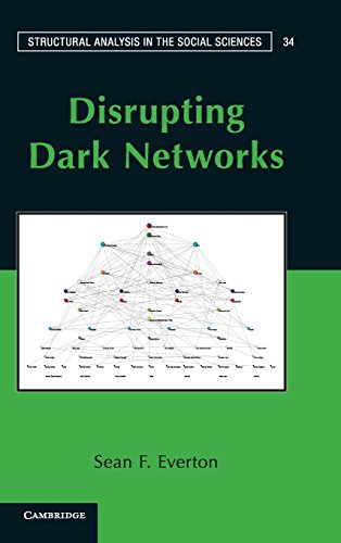 9781107022591: Disrupting Dark Networks Hardback (Structural Analysis in the Social Sciences)