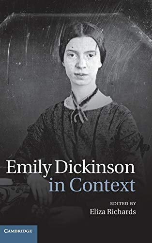 9781107022744: Emily Dickinson in Context (Literature in Context)