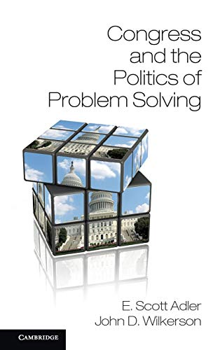 9781107023185: Congress and the Politics of Problem Solving