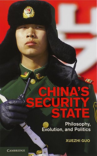 9781107023239: China's Security State: Philosophy, Evolution, and Politics