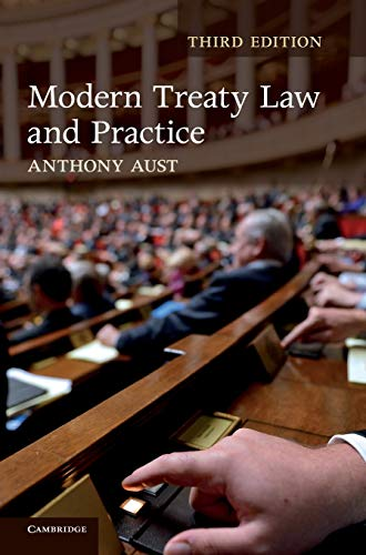 9781107023840: Modern Treaty Law and Practice