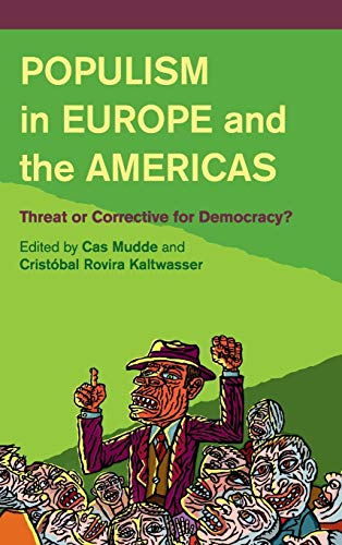9781107023857: Populism in Europe and the Americas: Threat or Corrective for Democracy?