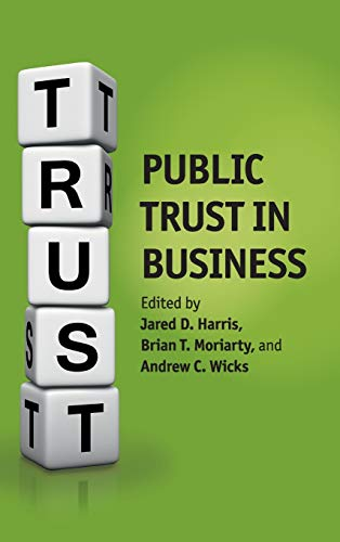 9781107023871: Public Trust in Business