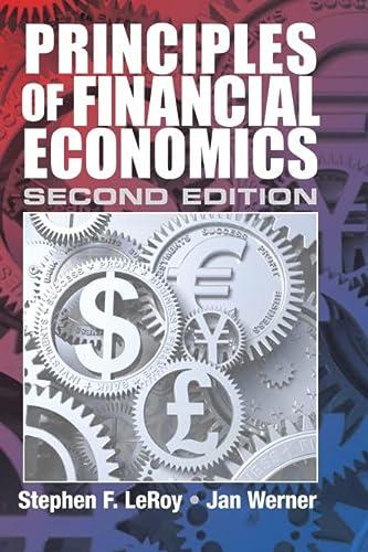 9781107024120: Principles of Financial Economics