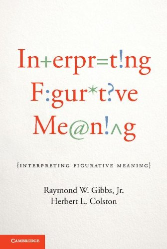 9781107024359: Interpreting Figurative Meaning