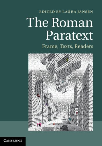 9781107024366: The Roman Paratext: Frame, Texts, Readers