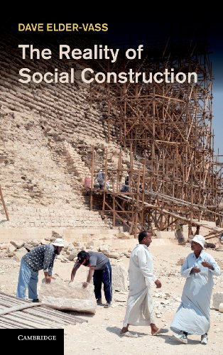 9781107024373: The Reality of Social Construction Hardback