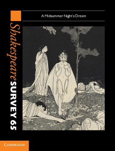 Shakespeare Survey: Volume 65, A Midsummer Night's Dream, Hardback: Holland