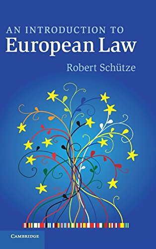 9781107025103: An Introduction to European Law Hardback