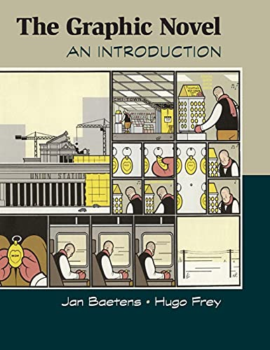 9781107025233: The Graphic Novel: An Introduction (Cambridge Introductions to Lit)