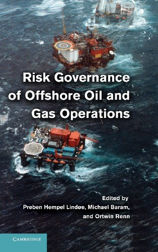 9781107025547: Risk Governance of Offshore Oil and Gas Operations