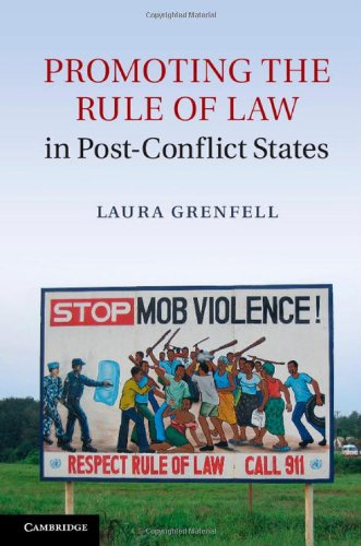 9781107026193: Promoting the Rule of Law in Post-Conflict States
