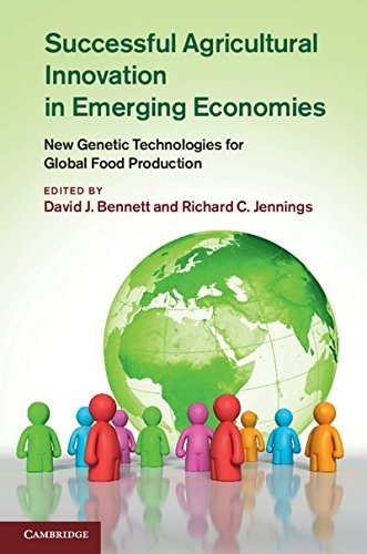 9781107026704: Successful Agricultural Innovation in Emerging Economies: New Genetic Technologies for Global Food Production