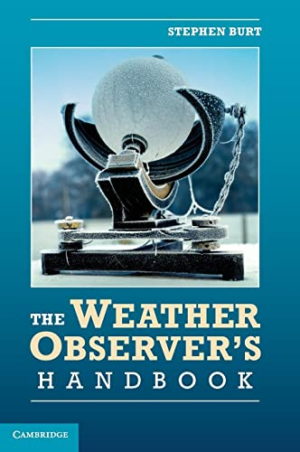 9781107026810: The Weather Observer's Handbook